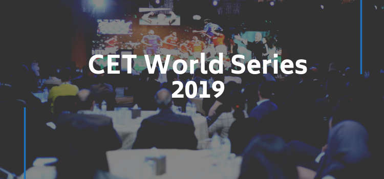 CET World Series SA 2019